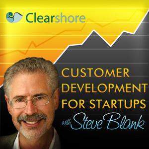 Steve Blank Podcast podcast