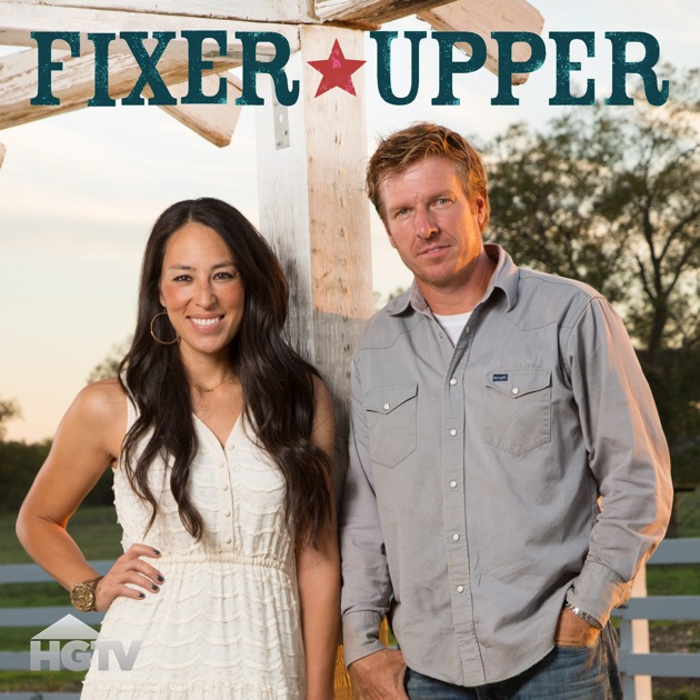 Designs By Joanna Gaines Of Hgtv Fixer Upper Owner Of: Fixer Upper, Season 1 On ITunes