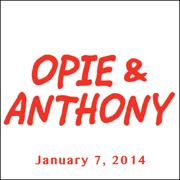 Opie & Anthony, Dean Cain, January 7, 2014