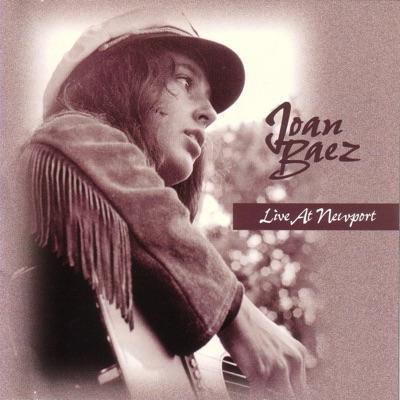 Live At Newport - Joan Baez
