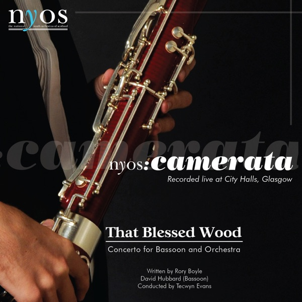 That Blessed Wood - EP | NYOS Camerata