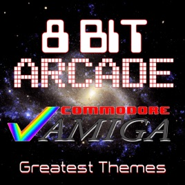 Commodore Amiga Greatest Themes by 8-Bit Arcade