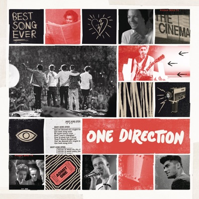 """Best Song Ever (from """"This Is Us"""")  - Single - One Direction"""