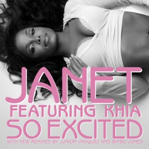 So Excited (feat. Khia) [Remixes] - EP Mp3 Download