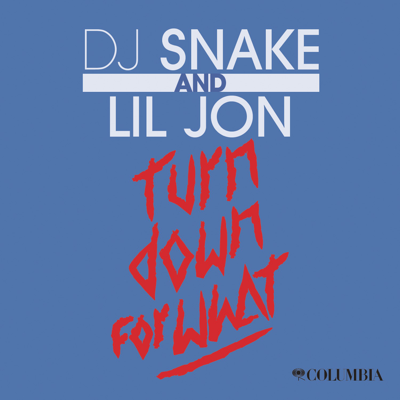 Turn Down for What - DJ Snake & Lil Jon song