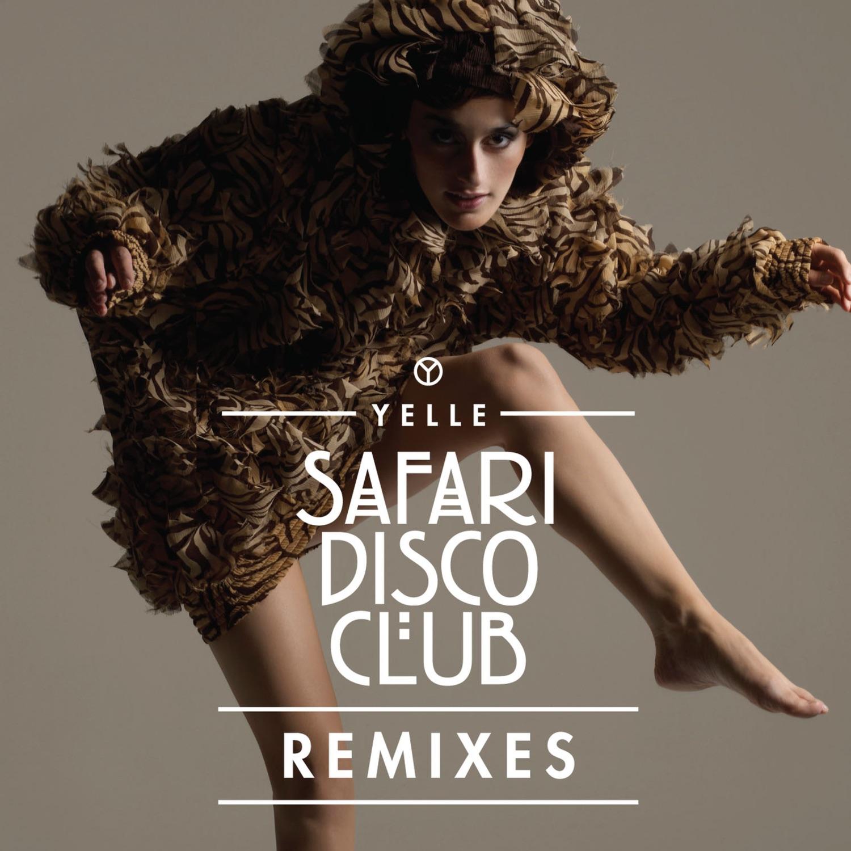 Safari Disco Club - EP