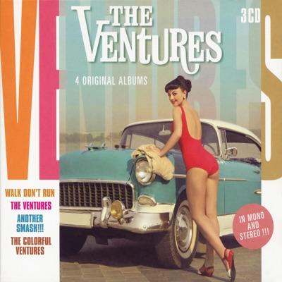 Walk Don't Run / The Ventures / Another Smash / The Colorful Ventures - The Ventures