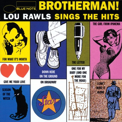 Brotherman! - Lou Rawls Sings the Hits - Lou Rawls
