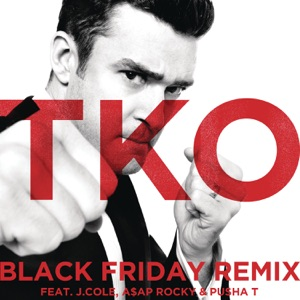 Tko (feat. J Cole, A$AP Rocky & Pusha T) [Black Friday Remix] - Single Mp3 Download