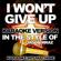 I Won't Give Up (In the Style of Jason Mraz) [Karaoke Version] - Karaoke Hit Machine