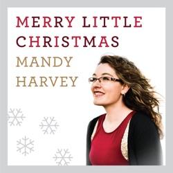 View album Mandy Harvey - Merry Little Christmas - EP