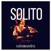 Salamandra - Solito ilustración