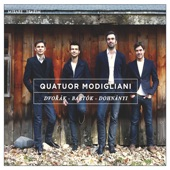 "Quatuor Modigliani - Quatuor à cordes No. 12 en Fa Majeur, Op. 96 ""Américain"": II. Lento"