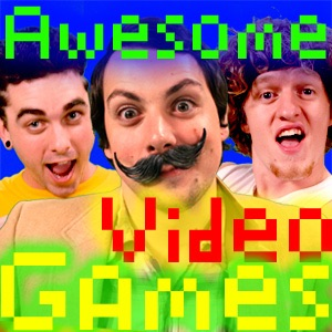 Awesome Video Games (iPod Video)