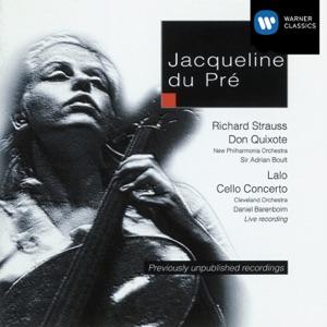 Jacqueline du Pré, Desmond Bradley, Herbert Downes, Philharmonia Orchestra & Earl Wild - Don Quixote, Op. 35: Variation III: Mäßiges Zeitmaß - Dialogue of Knight and Squire