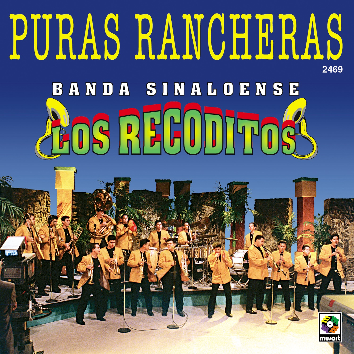 MP3 Songs Online:♫ Las Rejas No Matan - Banda Sinaloense Los Recoditos album Puras Rancheras - Banda Sinaloense los Recoditos. Latino,Music listen to music online free without downloading.