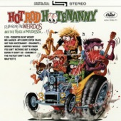The Weirdos and the voice of Mr. Gasser - Hot Rod Hootenanny
