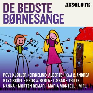 Various Artists - Absolute De Bedste Børnesange
