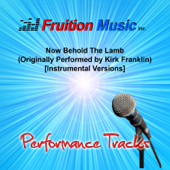 Now Behold the Lamb (Medium Key) [Originally Performed by Kirk Franklin] [Instrumental Version]