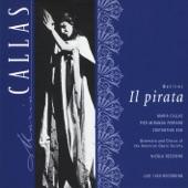 Il Pirata (1997 Remastered Version), ACT 2, Scene 4 (New York): Oh! s'io potessi dissipar le nubi artwork