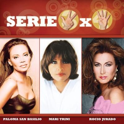 Serie 3x4: Rocío Jurado, Paloma San Basilio, Mari Trini - Rocío Jurado