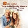 21-Días Viaje De Meditación Mantra Con Deva Premal Y Miten ジャケット写真