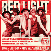 The 3rd Album 'Red Light'-f(x)