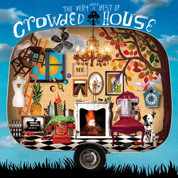 Crowded House - Pineapple Head
