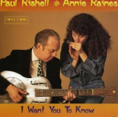 Paul Rishell & Annie Raines - I Shall Not Be Moved