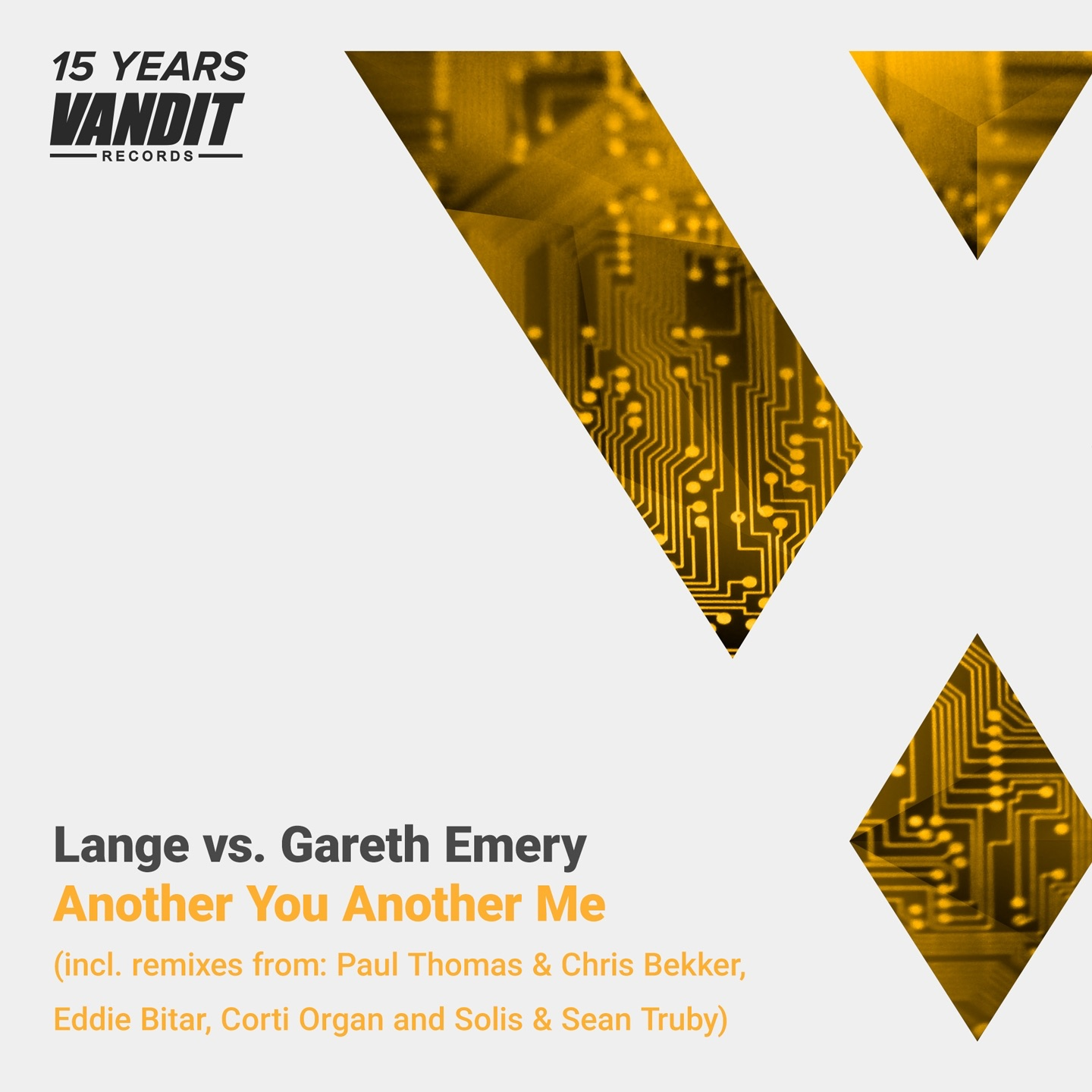 Another You Another Me (Lange vs. Gareth Emery) [15 Years of Vandit Remixes] - EP