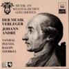 Musik an westfälischen Adelshöfen, Vol. 1, Wolfgang Brunner, Janet See, István Kertész & Ludger Rémy