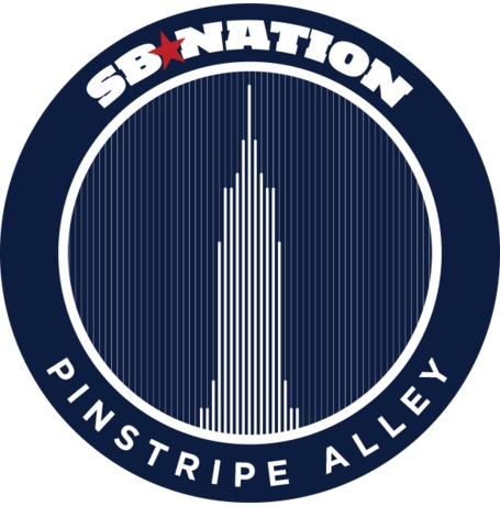 Cover image of Pinstripe Alley Podcast