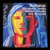 Ikebana: Merzbow's Amlux Rebuilt, Reused and Recycled ジャケット写真