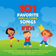 101 Favorite Sing-A-Long Songs for Kids - Songtime Kids