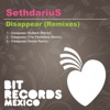 Disappear (Remixes) - Single, SethdariuS