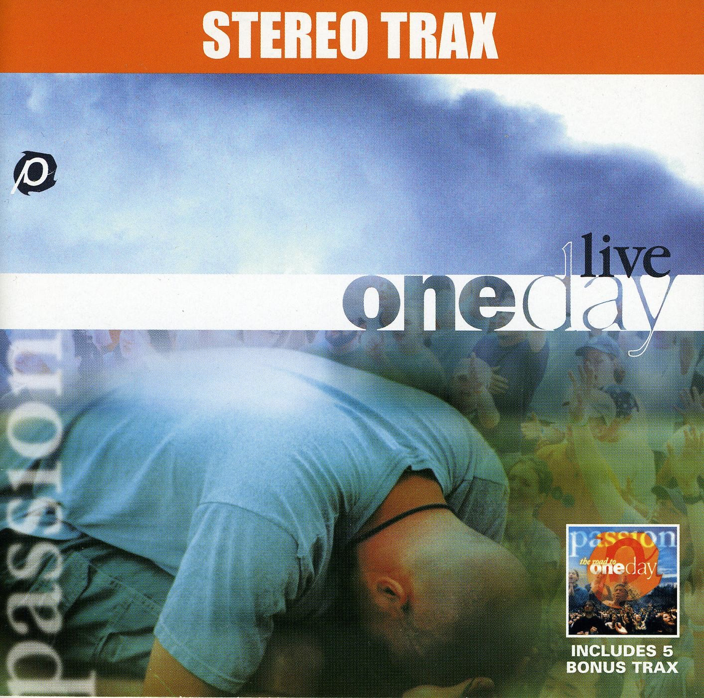 Passion: Oneday Live With Road to Oneday Bonus Trax (Stereo Accompaniment Tracks)
