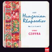 Liszt: 17 Rhapsodies hongroises