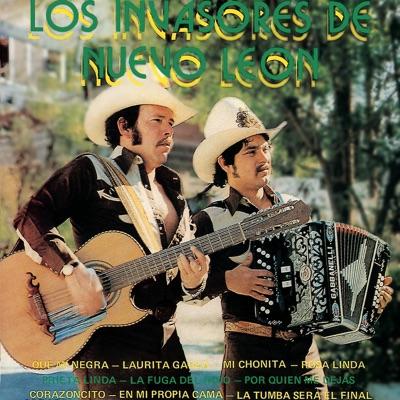 Laurita Garza - Los Invasores de Nuevo León