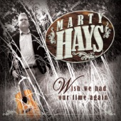 Marty Hays - Red Rocking Chair