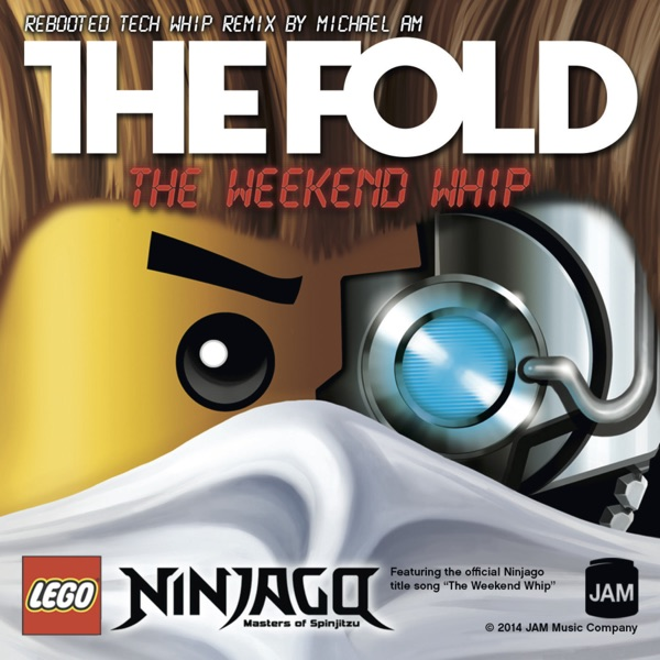 LEGO Ninjago - The Weekend Whip Michael AM 2014 Remix