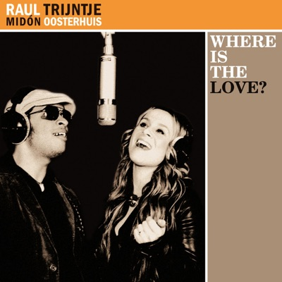 Where is the Love? - Single - Raul Midon