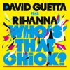 Who s That Chick feat Rihanna Single