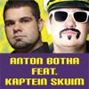 Anton Botha - Hier Kom Die Braai (feat. Kaptein Skuim) artwork