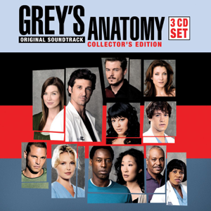 Various Artists - Grey's Anatomy (Original Soundtrack) [Box Set]