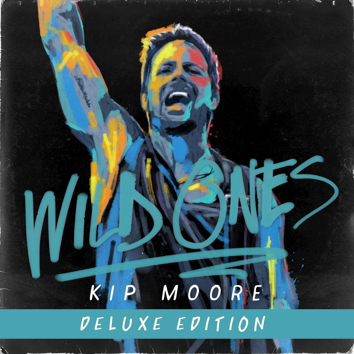 Wild Ones Deluxe Kip Moore CD cover