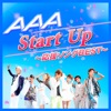 AAA Start Up~応援ソングBEST~ ジャケット写真