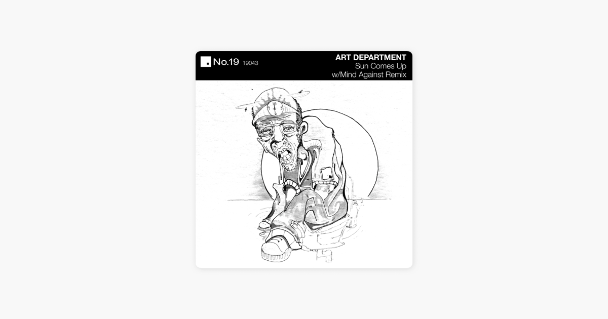 Line Art Of Sun : Sun comes up single by art department on apple music