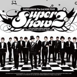 Super Show 2 (Live) by SUPER JUNIOR