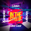 Listen (In the Style of Glee Cast) [Karaoke Version] - Ameritz Karaoke Planet