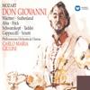 Mozart - Don Giovanni, Carlo Maria Giulini, Dame Joan Sutherland & Elisabeth Schwarzkopf